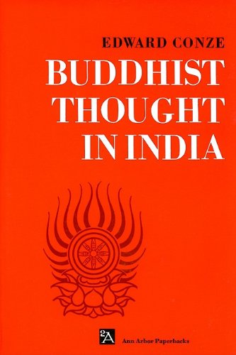 9780472061297: Buddhist Thought in India: Three Phases of Buddhist Philosophy (Ann Arbor Paperbacks)