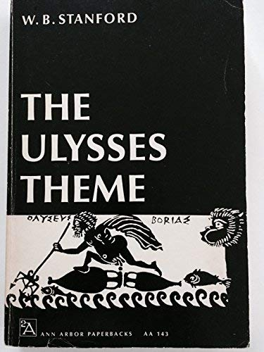 9780472061433: The Ulysses Theme: A Study in the Adaptability of a Traditional Hero