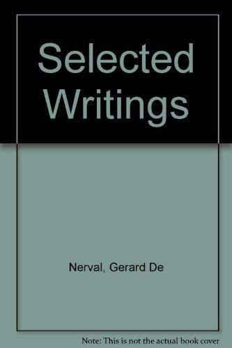 9780472061631: Selected Writings
