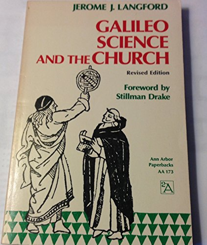 An analysis of galileo science and the church a book by jerome j langford