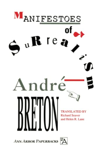 9780472061822: Manifestoes of Surrealism (Ann Arbor Paperbacks)