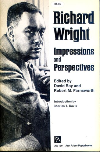 9780472061891: Richard Wright: Impressions and Perspectives