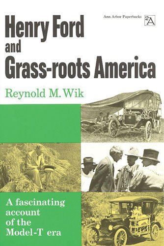 9780472061938: Henry Ford and Grass-roots America (Ann Arbor Paperbacks)