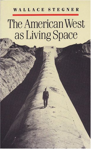 9780472063758: The American West as Living Space
