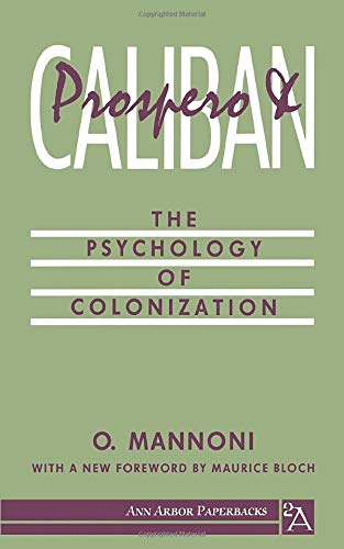 9780472064304: Prospero and Caliban: The Psychology of Colonization (Ann Arbor Paperbacks)
