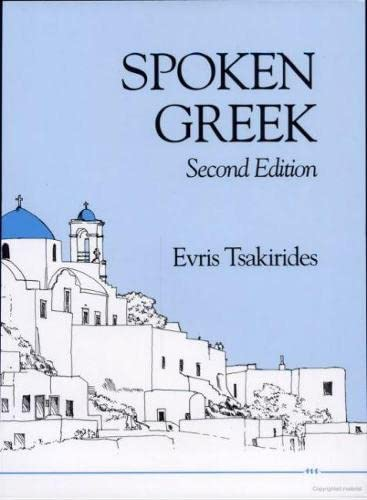 9780472064885: Spoken Greek