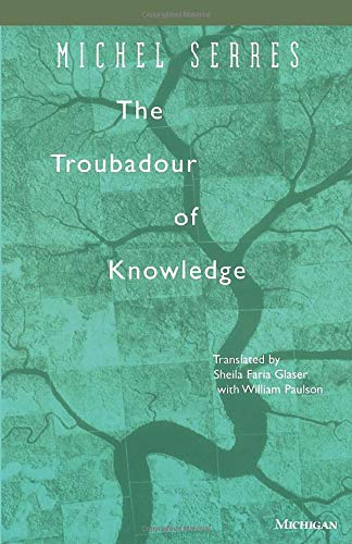 9780472065516: The Troubadour of Knowledge (Studies in Literature & Science)