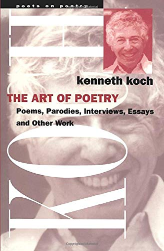 9780472066056: The Art of Poetry (Poets on Poetry)