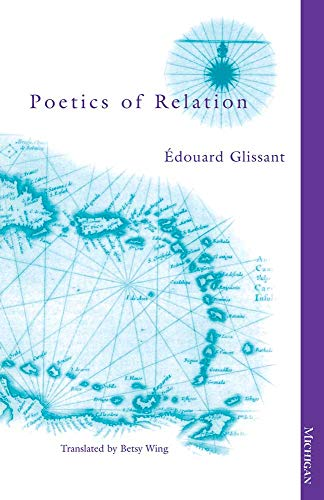 9780472066292: Poetics of Relation