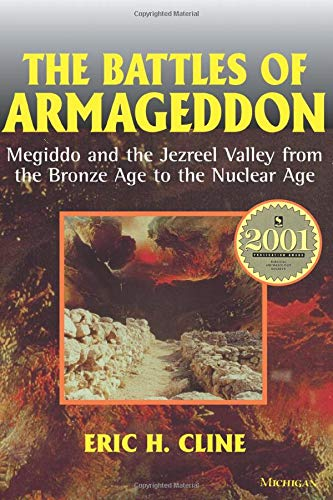 9780472067398: The Battles of Armageddon: Megiddo and the Jezreel Valley from the Bronze Age to the Nuclear Age