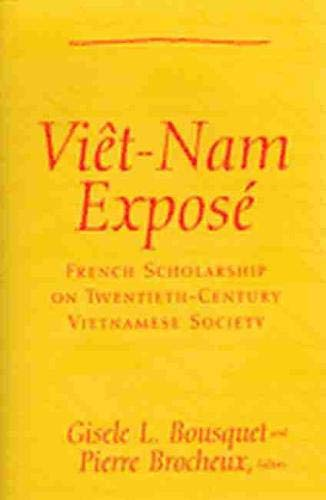 9780472068050: Viet Nam Expose: French Scholarship on Twentieth-Century Vietnamese Society