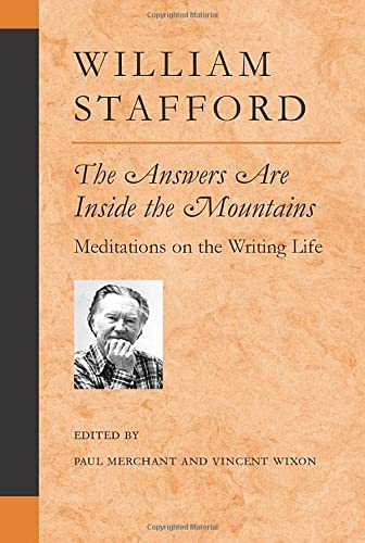 9780472068548: The Answers Are Inside the Mountains: Meditations on the Writing Life (Poets on Poetry)