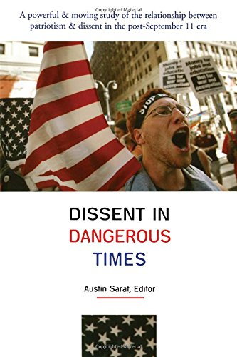 9780472068647: Dissent in Dangerous Times