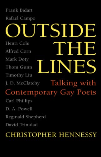 9780472068739: Outside the Lines: Talking with Contemporary Gay Poets