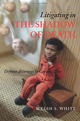 9780472069118: Litigating in the Shadow of Death: Defense Attorneys in Capital Cases