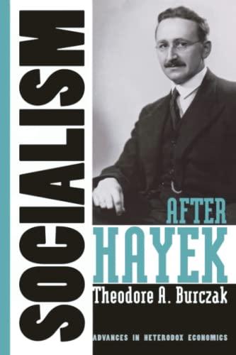 9780472069514: Socialism after Hayek (Advances in Heterodox Economics)