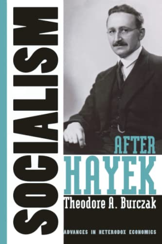 9780472069514: Socialism after Hayek (Advances in Heterodox Economics)