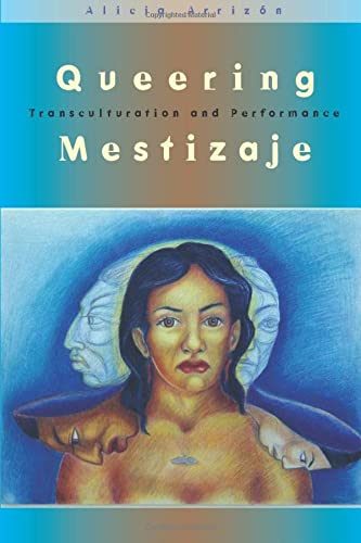 Queering Mestizaje: Transculturation and Performance (Paperback): Alicia Arrizon