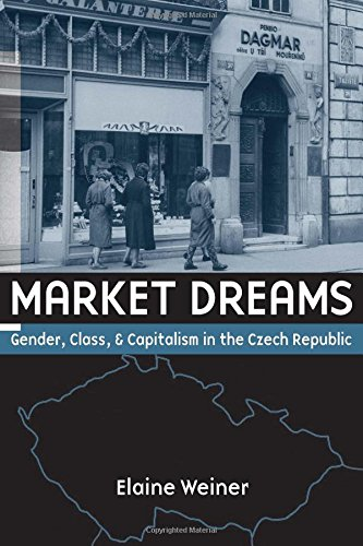 9780472069880: Market Dreams: Gender, Class, and Capitalism in the Czech Republic