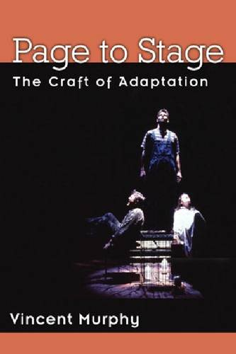 9780472071876: Page to Stage: The Craft of Adaptation