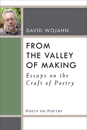 From the Valley of Making: Essays on the Craft of Poetry (Hardcover): David Wojahn