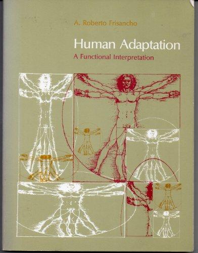 9780472080199: Human Adaptation Pb