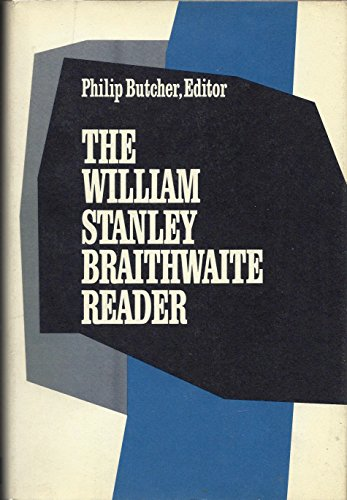 William Stanley Braithwaite Reader.: BUTCHER, PHILIP (ED.)