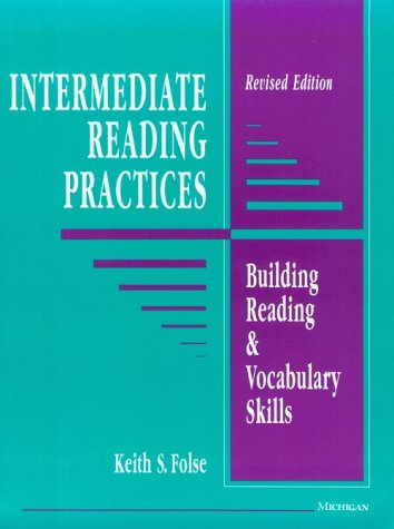 9780472082063: Intermediate Reading Practices: Building Reading & Vocabulary Skills, Revised Edition