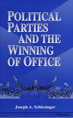 9780472082568: Political Parties and the Winning of Office