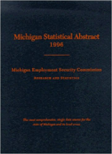 9780472083701: Michigan Statistical Abstract 1996