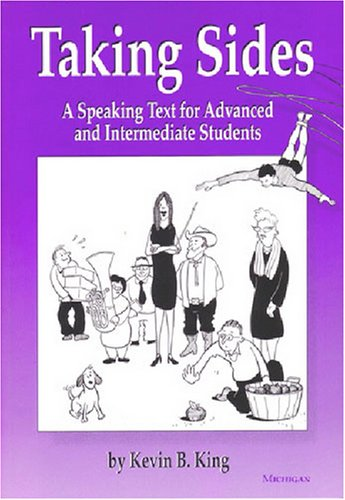 9780472084180: Taking Sides: A Speaking Text for Advanced and Intermediate Students