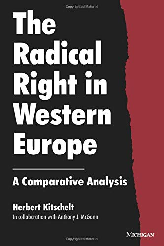 9780472084418: The Radical Right in Western Europe: A Comparative Analysis