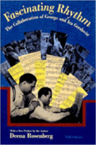 9780472084692: Fascinating Rhythm: The Collaboration of George and Ira Gershwin
