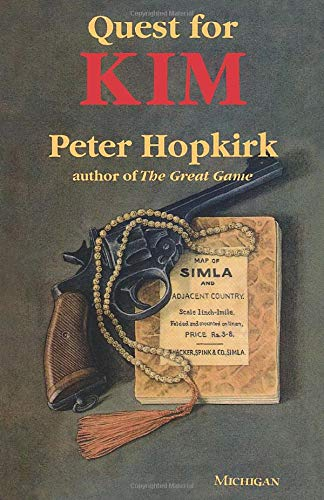 9780472086344: Quest for Kim: In Search of Kipling's Great Game