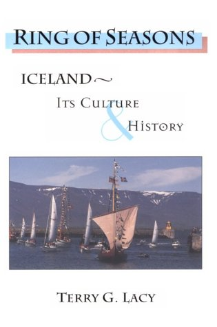 9780472086610: Ring of Seasons: Iceland--Its Culture and History