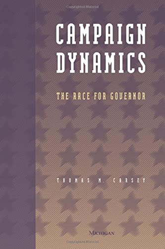 9780472088294: Campaign Dynamics: The Race for Governor