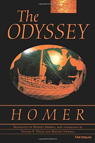 9780472088546: The Odyssey