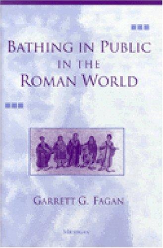 9780472088652: Bathing in Public in the Roman World