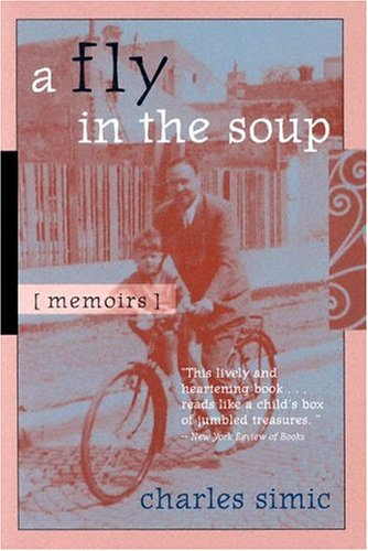 9780472089093: A Fly in the Soup: Memoirs (Poetry on Poetry)