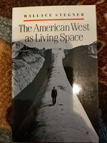 9780472093755: American West as Living Space