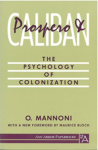 9780472094301: Prospero and Caliban: The Psychology of Colonization (Ann Arbor Paperbacks)