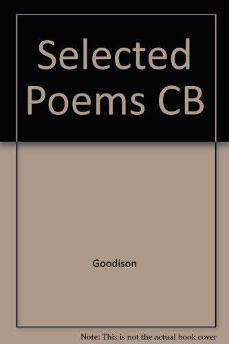 Selected Poems: Lorna Goodison