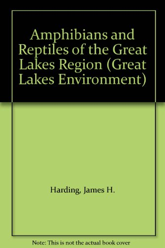 9780472096282: Amphibians and Reptiles of the Great Lakes Region (Great Lakes Environment)