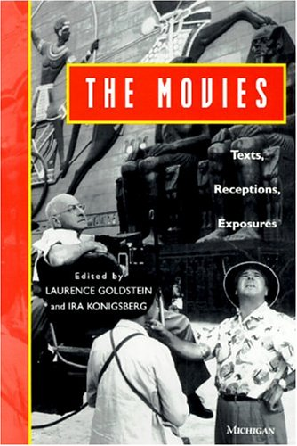 9780472096404: The Movies: Texts, Receptions, Exposures