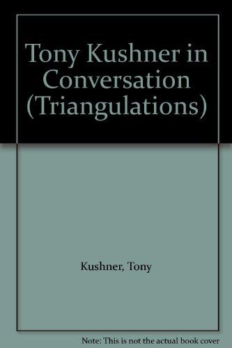 9780472096619: Tony Kushner in Conversation
