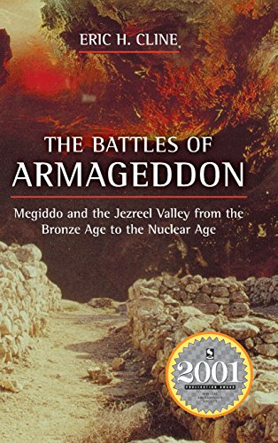 9780472097395: The Battles of Armageddon: Megiddo and the Jezreel Valley from the Bronze Age to the Nuclear Age
