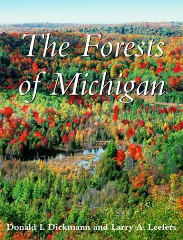 9780472098163: The Forests of Michigan