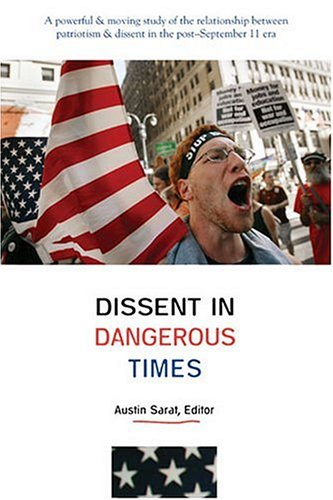 9780472098644: Dissent in Dangerous Times