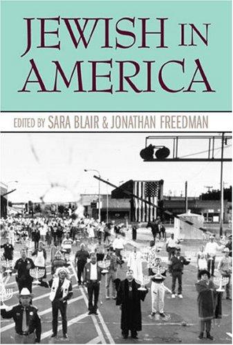Jewish in America (Hardback)