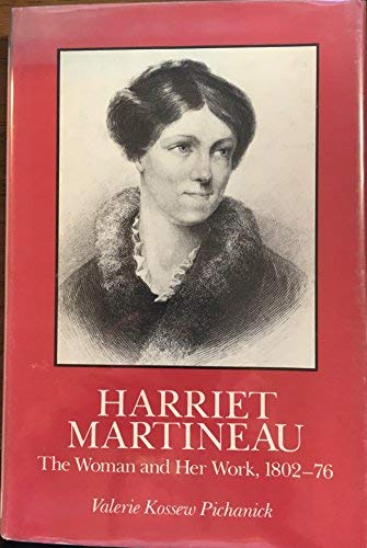 9780472100026: Harriet Martineau: The Woman and Her Work, 1802-76 (Women and Culture Series)
